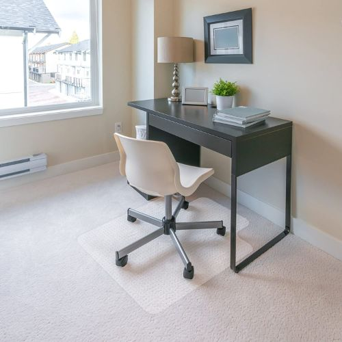 4.Office Marshal Chair Mat for Carpet with Lip